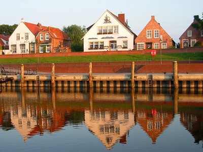 Greetsiel Harbor, Germany (3)