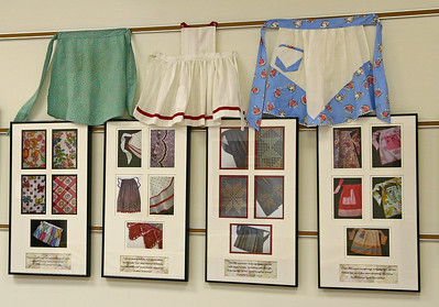 Apron & Photography Collaboration Exhibit