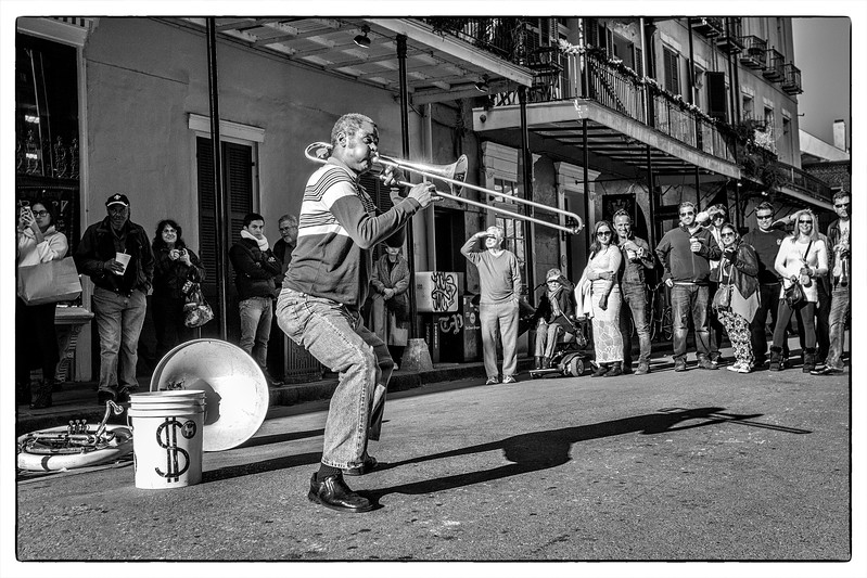 The Streets are Alive with Music
