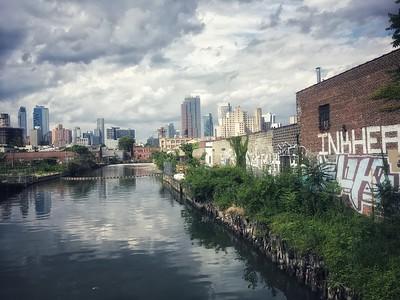 Gowanus River Brooklyn