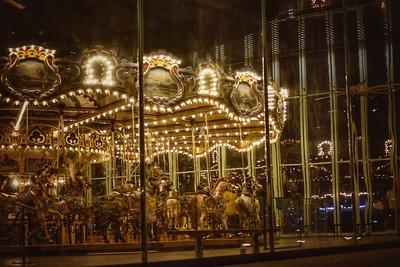 Jane's Carrousel in Dumbo - Brooklyn Bridge Park