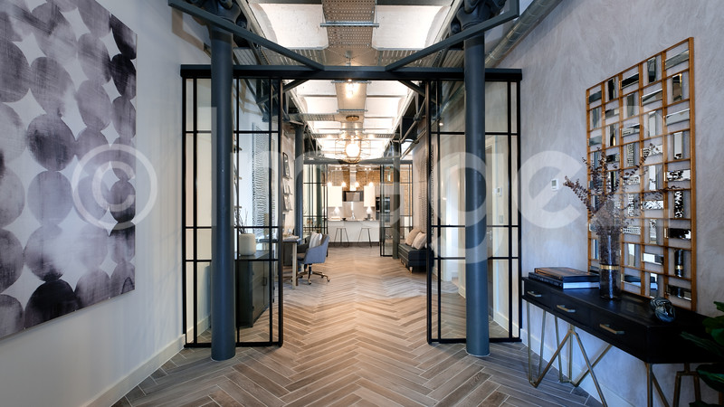 Architectural photograph Showroom