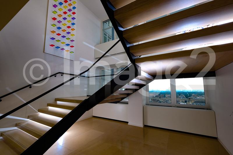 Spiral Staircase Interior photogaphy