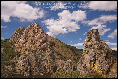 Salto del Gitano  Monfrague National Park - Extramadura - Spain  Giuseppe Varano - Nature and Wildlife Images - Birds and Nature Photography