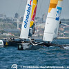 25/07/13 - Porto (POR) - Extreme Sailing Series - Act 5 - Porto - Day 1