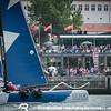 Day 2 at the Extreme Sailing Series - Act 5 - Porto