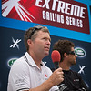 Day 1 at the Extreme Sailing Series - Act 5 - Porto