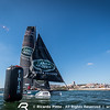 Extreme Sailing Series in Lisbon, Portugal