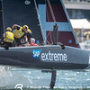 Racing Day 4  - Extreme Sailing Series in Sydney, Australia