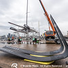 Extreme Sailing Series in Sydney, Australia