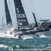 Racing Day 1  - Extreme Sailing Series in Sydney, Australia