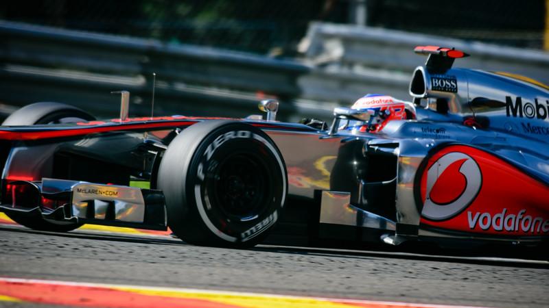 Qualifying - Jenson Button - Car 3 - MP4-27 - Medium Tyres - Vodafone Mclaren Mercedes