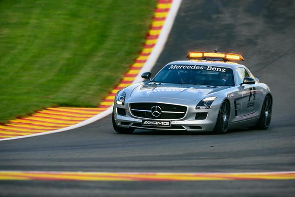F1 Safety Car Mercedes SLS AMG