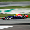 Race - Sebastian Vettel - Car 1 - RB10 - Medium Tyres - Infiniti Red Bull Racing