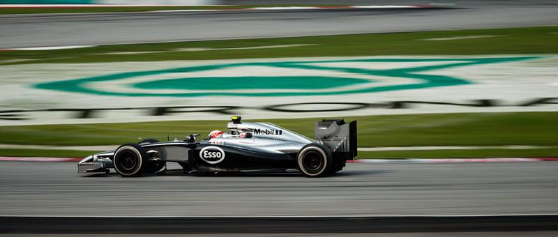 Race - Kevin Magnussen - Car 20 - MP4-29 - Medium Tyres - McLaren