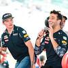 Daniel Ricciardo & Max Verstappen - Red Bull Racing