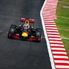 Daniel Ricciardo - Car 3 - RB12 - Red Bull Racing
