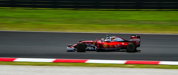 Kimi Räikkönen - Car 7 - SF16-H - Scuderia Ferrari