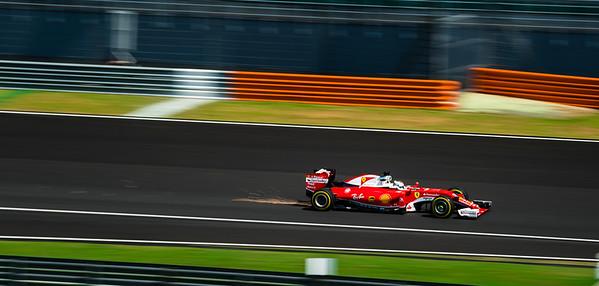 Sebastian Vettel - Car 5 - SF16-H - Scuderia Ferrari
