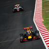 Max Verstappen (Car 33 - RB12 - Red Bull Racing) & Esteban Gutierrez (Car 21 - VF16 - Haas F1 Team)