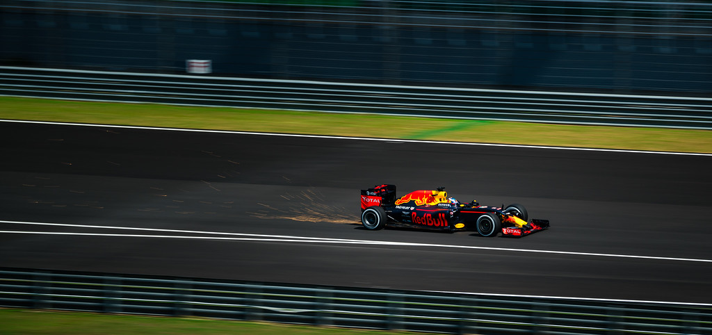 Daniel Ricciardo - Car 3 - RB12 - Red Bull Racing