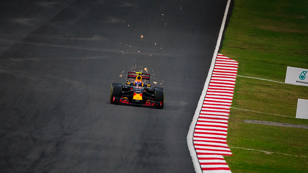Max Verstappen - Car 33 - RB12 - Red Bull Racing