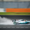 Lewis Hamilton - Car 44 - F1 W08 EQ Power+ - Mercedes