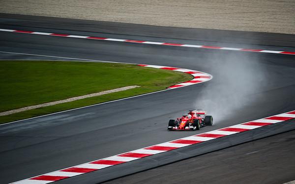 Sebastian Vettel - Car 5 - SF70H - Scuderia Ferrari- Car 5 - SF70H - Scuderia Ferrari