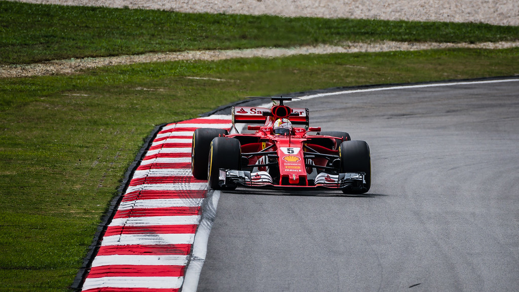 Sebastian Vettel - Car 5 - SF70H - Scuderia Ferrari
