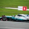 Valtteri Bottas - Car 77 - F1 W08 EQ Power+ - Mercedes