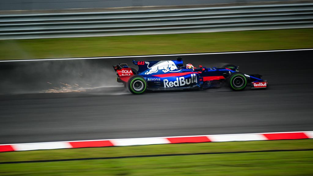 Pierre Gasly - Car 10 - STR12 - Toro Rosso