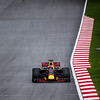 Daniel Ricciardo (Car 3 - RB13 - Red Bull Racing) & Valtteri Bottas (Car 77 - F1 W08 EQ Power+ - Mercedes)