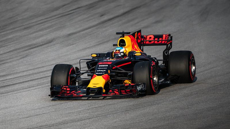 Daniel Ricciardo - Car 3 - RB13 - Red Bull Racing