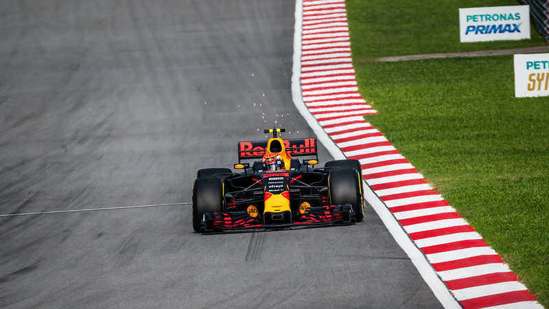 Max Verstappen - Car 33 - RB13 - Red Bull Racing