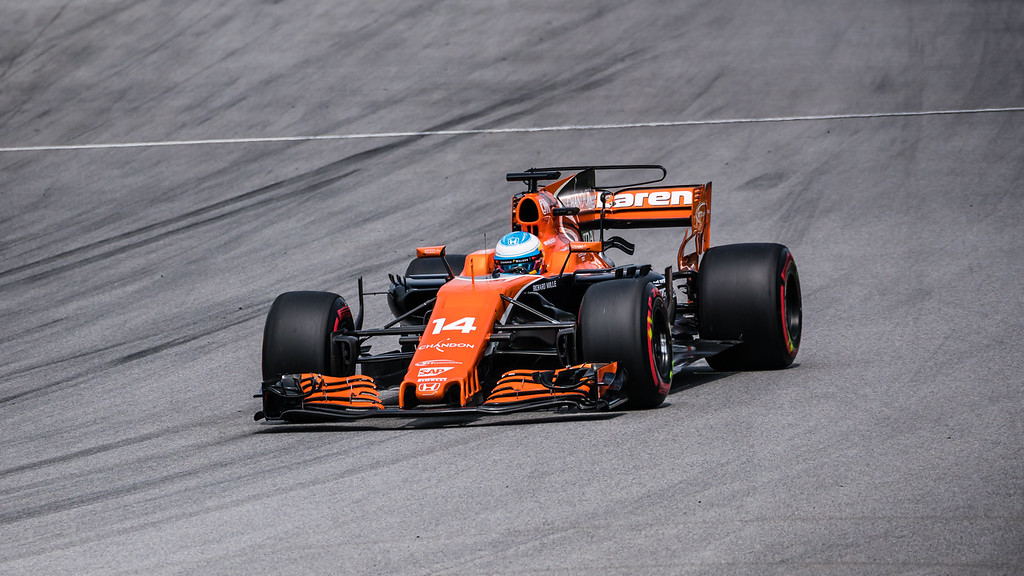 Fernando Alonso - Car 14 - MCL32 - McLaren Honda