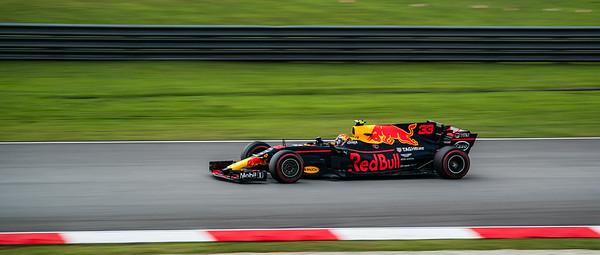 Max Verstappen - Car 33 - RB13 - Red Bull Racing