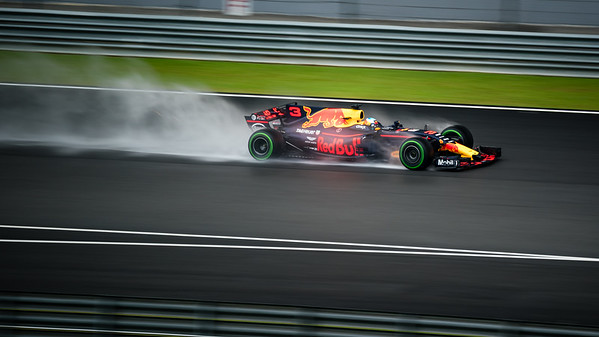 Daniel Ricciardo - Car 3 - RB13 - Red Bull Racing