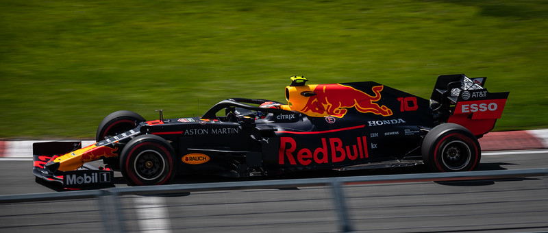 Pierre Gasly - Car 10 - RB15 - Red Bull