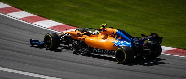 Lando Norris - Car 4 - MCL34 - McLaren