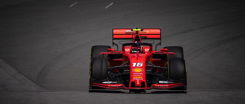 Charles Leclerc - Car 16 - SF90 - Ferrari