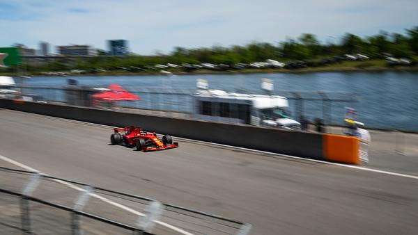 Sebastian Vettel - Car 5 - SF90 - Ferrari