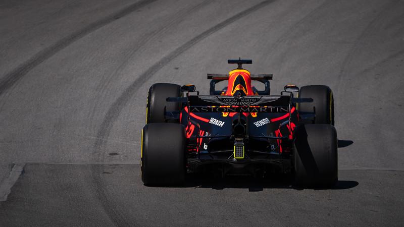 Max Verstappen - Car 33 - RB15 - Red Bull