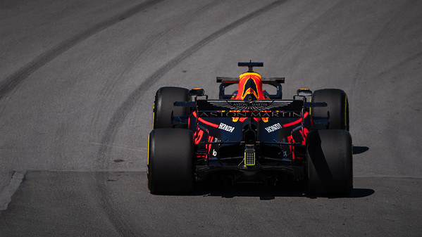 Max Verstappen - Car 33 - RB15 - Red Bull