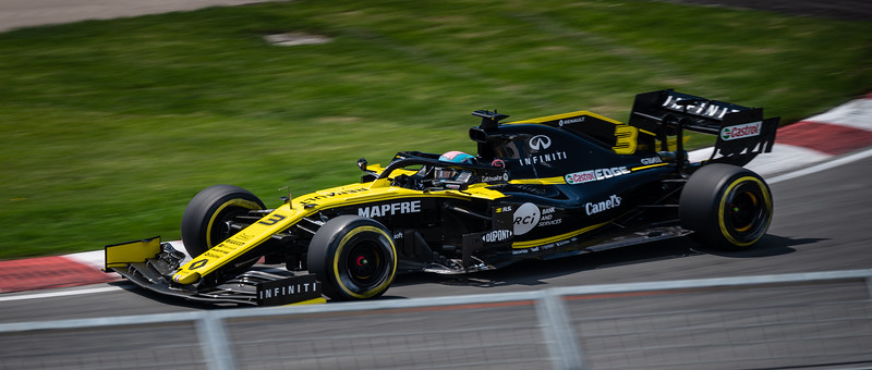 Daniel Ricciardo - Car 3 - R.S.19 - Renault