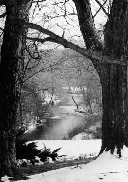 The Pomperaug River
