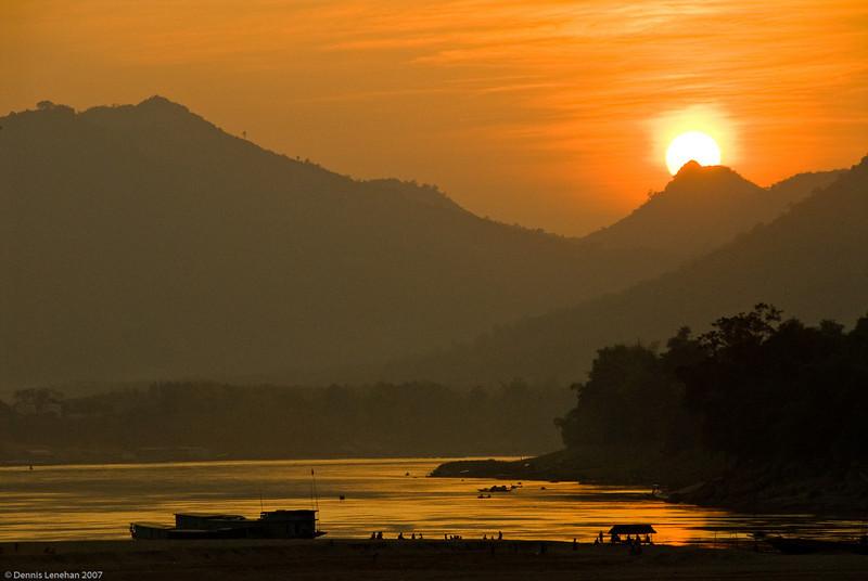 Laos.  Luang Prabang.
