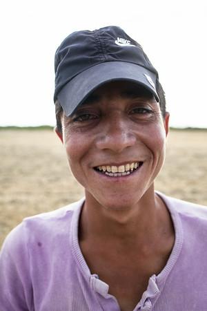 Kouyoun, farmer (Turkey)