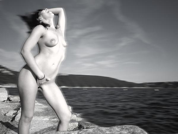 Hippie Hollow Nude Beach, Austin Texas