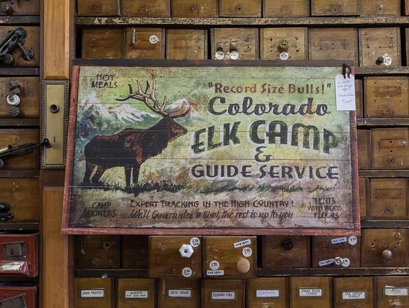 Elk Camp & Guide Service
