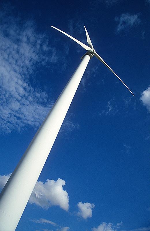 Windkraft / Mecklenburg-Vorpommern, Germany
